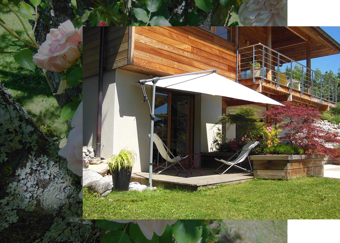 Les Perrelles, B & B in Savoy, southeastern of France