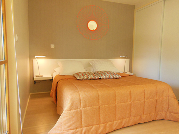 Guest rooms Les Perrelles in the heart of the Massif des Bauges